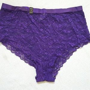 Torrid Plus Size High Waisted Underwear